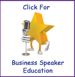 Business speaker education