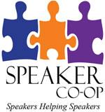 Speaker Co-op, Speakers helping speakers.