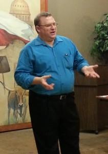 Jeff Klein, Speaker.