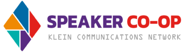 Speaker Co-Op: Klein Communications Network